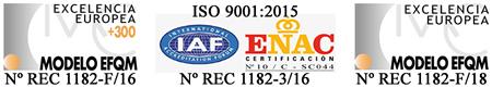 Certificaciones de Calidad reconocida a la Escuela Las Canteras